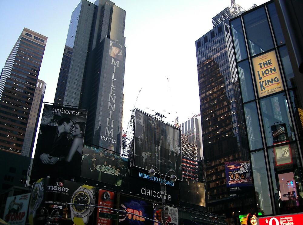 New york by nishnarayan