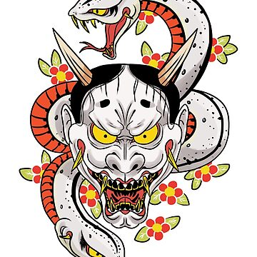 mad dog's hannya by 1000butts