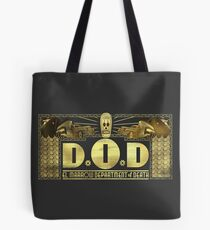 Standard issue Department of Death homewares Tote Bag
