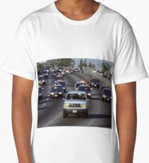 OJ Police Chase Long T-Shirt