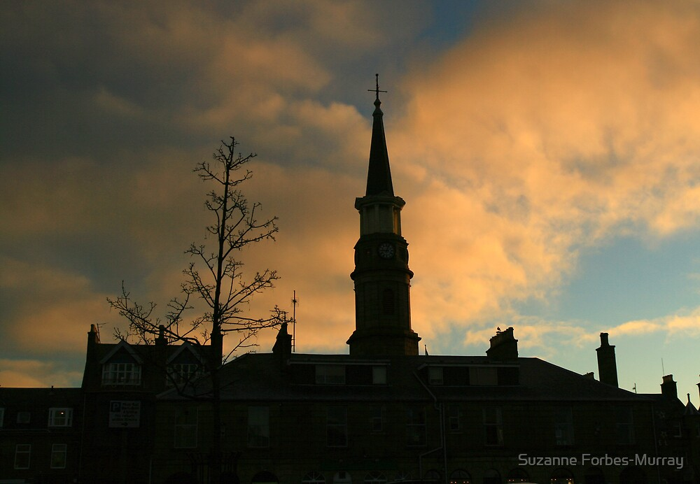 Town House Stonehaven by Suzanne Forbes-Murray