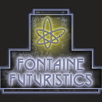 Fontaine Futuristics by polmurphyartist