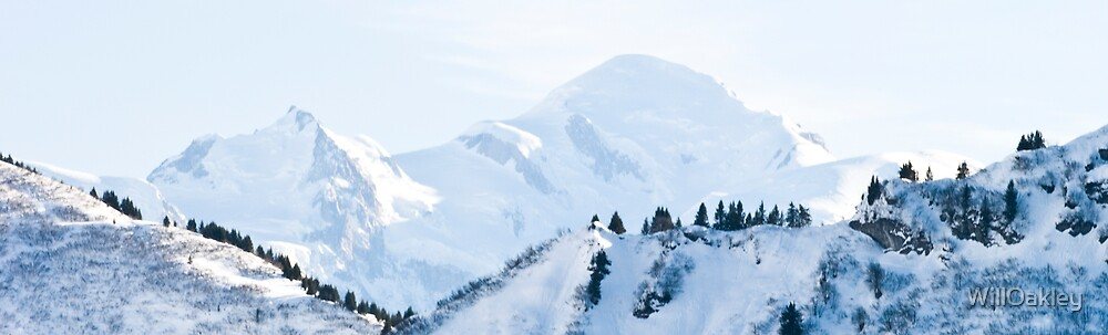 Buy image @ www.willoakley.com Morzine Mont Blanc by WillOakley