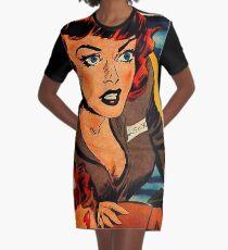 PRISON BREAK 3 Graphic T-Shirt Dress