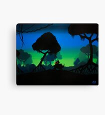 Lost Mangroves Canvas Print