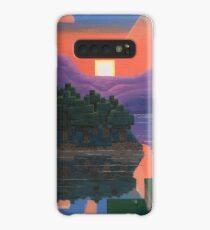 Dusk Squared Case/Skin for Samsung Galaxy