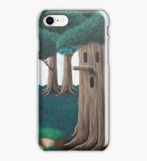 Whispy Woods iPhone Case/Skin