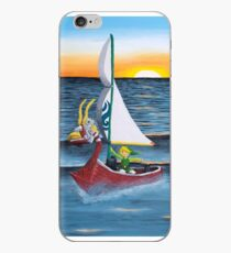 Outset Island iPhone Case