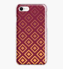 Diamond Pattern iPhone Case/Skin