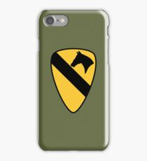 1st Cavalry Division iPhone Case/Skin