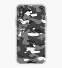 Military Camouflage: Urban II iPhone Case