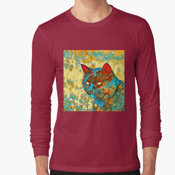 Catus Long Sleeve T-Shirt
