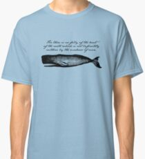 Moby Dick - The Madness of Men Classic T-Shirt