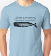 Moby Dick - The Madness of Men Unisex T-Shirt