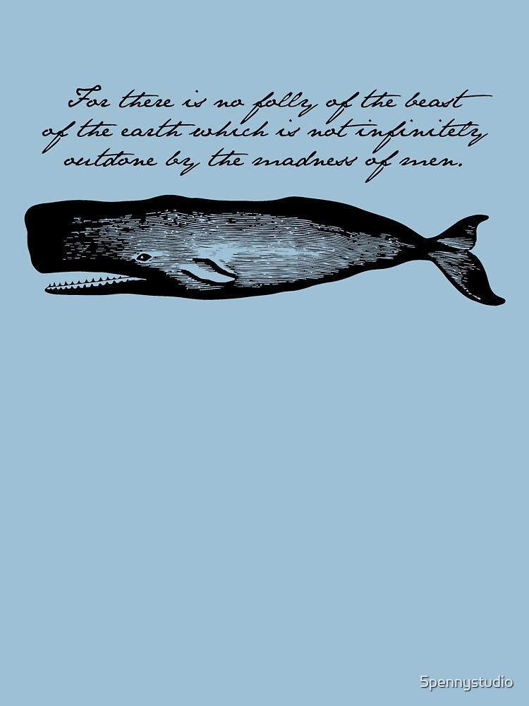 Moby Dick - La locura de los hombres de 5pennystudio