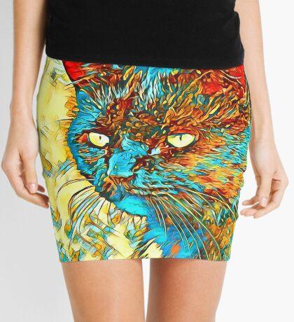 Catus Mini Skirt