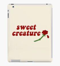 Sweet Creature Rose Design iPad Case/Skin