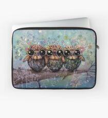 three little night owls Laptop Sleeve
