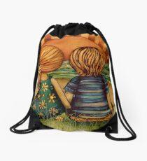 Sweethearts Drawstring Bag