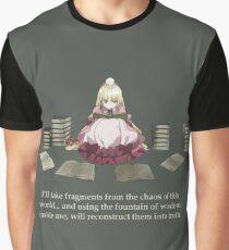 Gosick Victorique de Blois Graphic T-Shirt