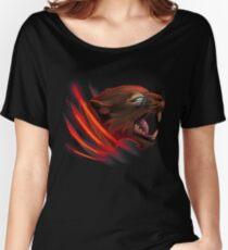 Smite Bastet  Women's Relaxed Fit T-Shirt