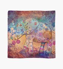 indischer Elefant Tuch