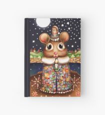 Little Bright Eyes the Radiant Christmas Mouse Hardcover Journal