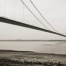 Humber Bridge, Hull by Kelly McGill