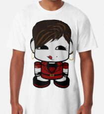 Flex O'BOT Toy Robot 1.0 Long T-Shirt