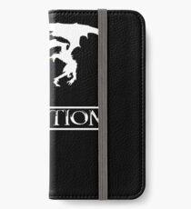 Skyrim Evolution iPhone Wallet/Case/Skin