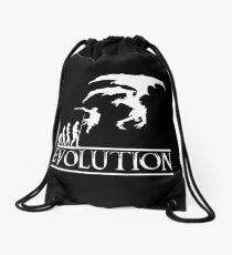Skyrim Evolution Drawstring Bag