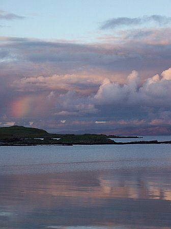 Cloudy Late Afternoon-Eigg by fenner