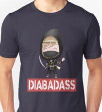 Diabadass ninja - diabetes diabetic t1d type 1 type 1  Unisex T-Shirt