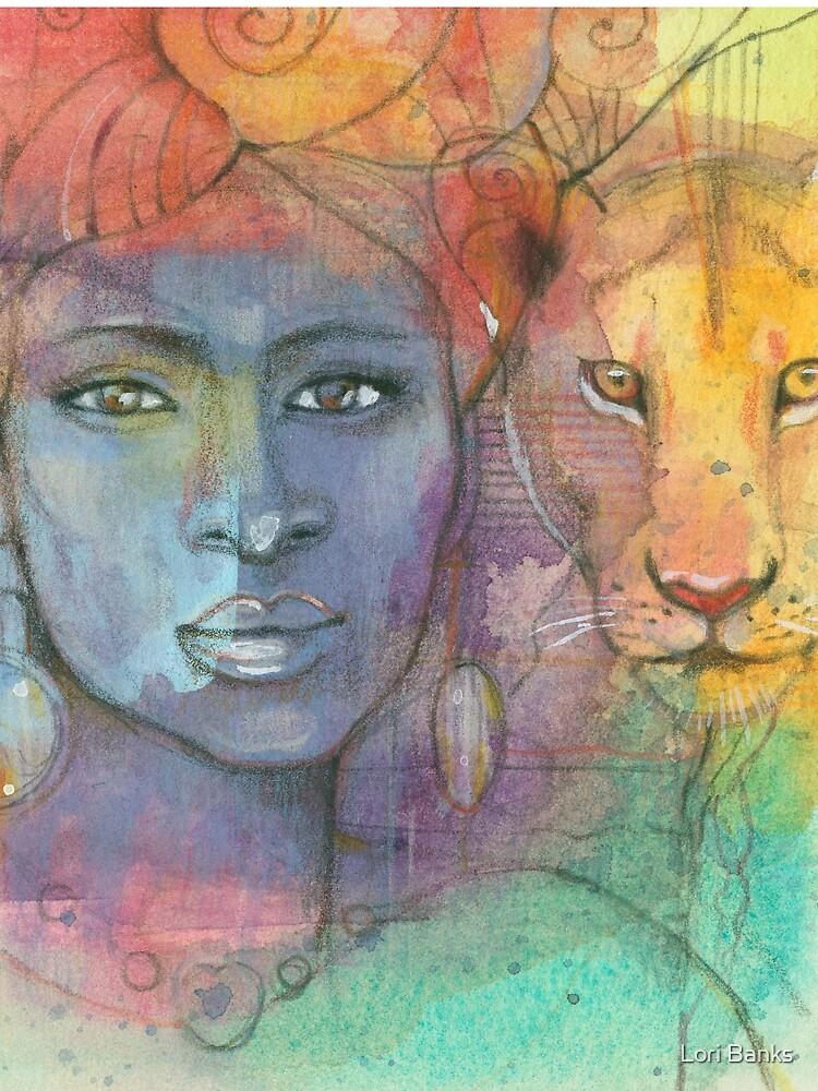 Löwengöttin von loribanks