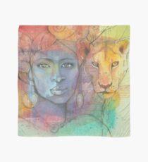 Löwengöttin Tuch