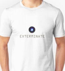 Dalek Lense Unisex T-Shirt