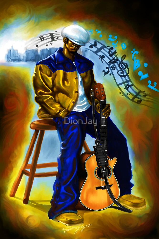 I GOT SOUL by DionJay