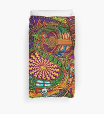 Carnival of the Abyss Duvet Cover