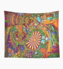 Carnival of the Abyss Wall Tapestry