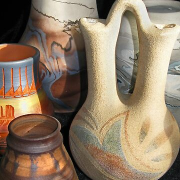 Indian Pottery by hammye01