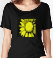 Sunshine Daisy Women's Relaxed Fit T-Shirt