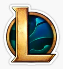 League of Legends Icon Sticker