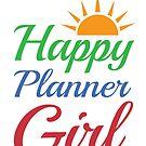 Happy Planner Girl by bettinadreier75