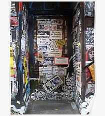 Berlin scene - Posters Poster