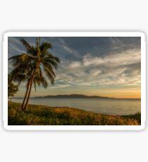 Magnetic Island. Townsville, Queensland Australia Sticker