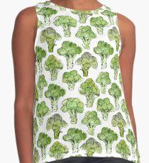 Broccoli - Formal Sleeveless Top