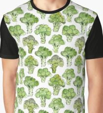 Broccoli - Formal Graphic T-Shirt