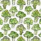 Broccoli - Formal by Vicky Webb