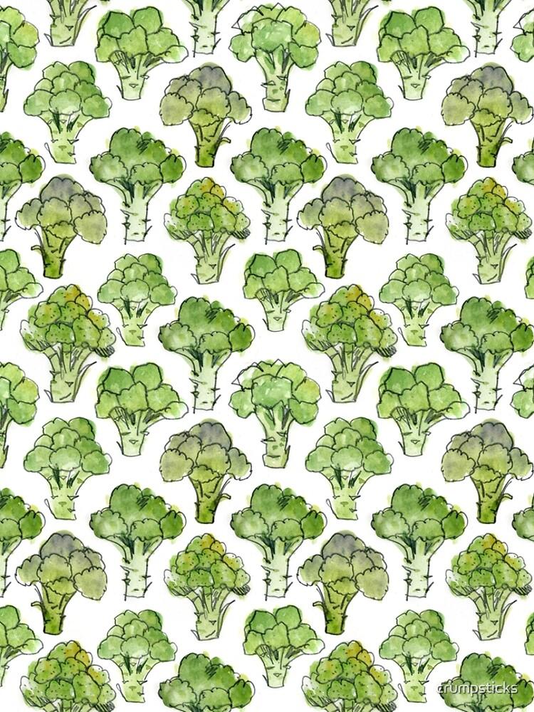 Brócoli - Formal de crumpsticks