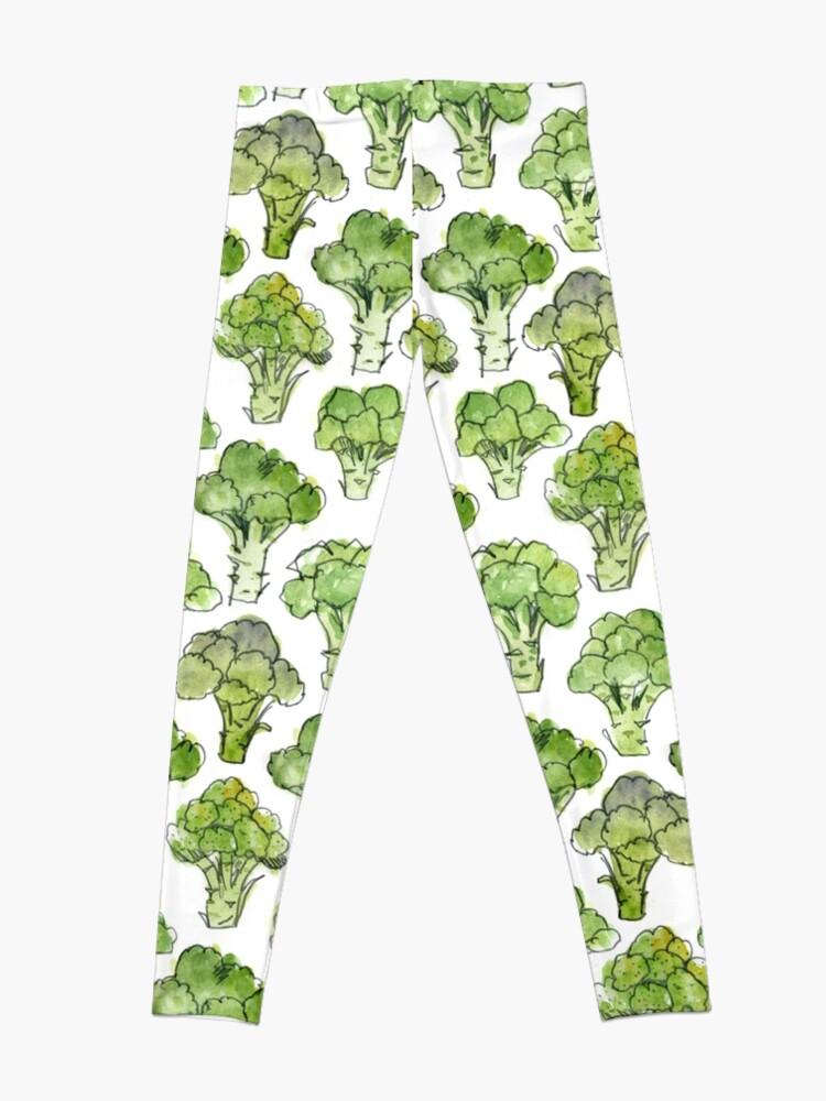 Vista alternativa de Leggings Brócoli - Formal